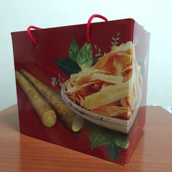 台南市 購物 特產伴手禮 啵蒡脆餅