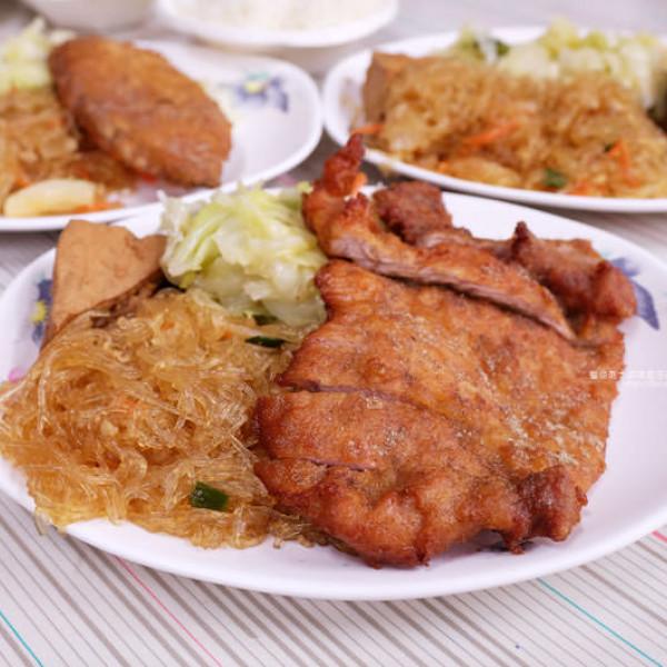 台中市 餐飲 中式料理 后呂村雞腿飯