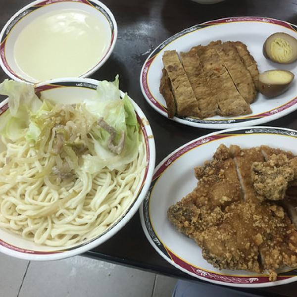 台北市 餐飲 台式料理 佳園排骨麵