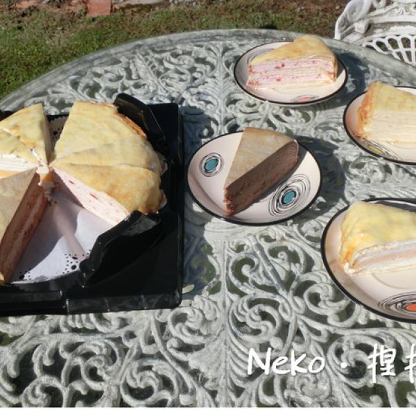 台中市 餐飲 飲料‧甜點 甜點 塔吉特千層蛋糕