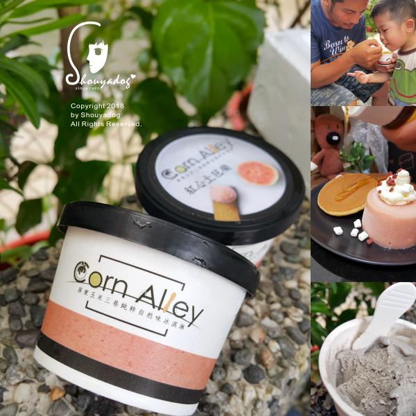 屏東縣 餐飲 飲料‧甜點 冰店 CornAlley屏東玉米三巷純粹自然味冰淇淋
