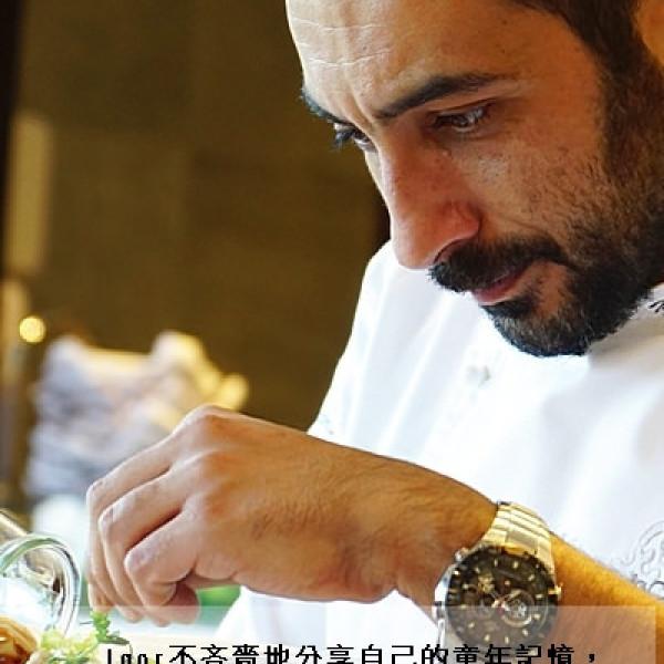 台北市 餐飲 義式料理 L'origine La Credenza 歐傑洛義式餐廳