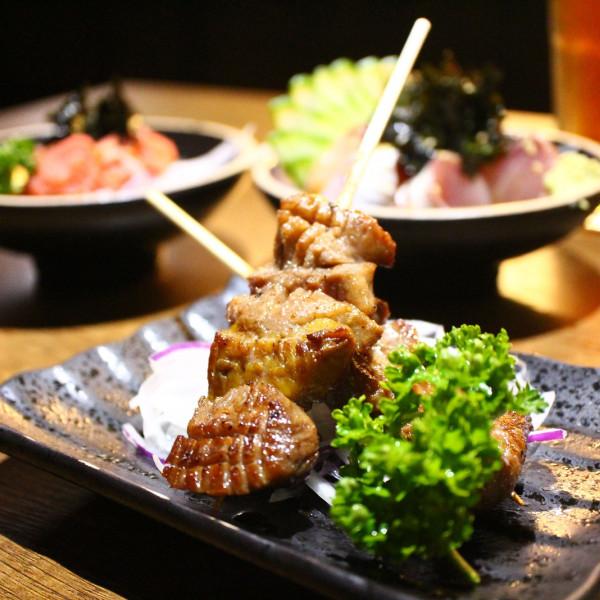 台北市 餐飲 燒烤‧鐵板燒 燒肉燒烤 錦虎木炭串燒