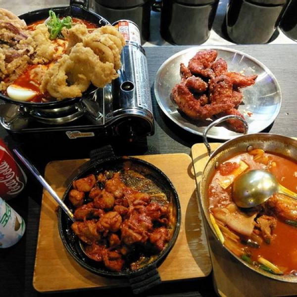 台中市 餐飲 韓式料理 Pocha 韓式熱炒 포차 3號旗艦店