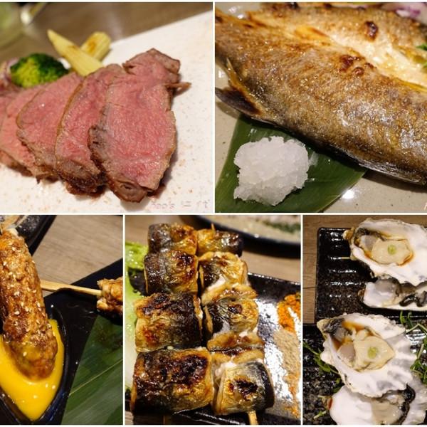 新北市 餐飲 日式料理 燒烤‧串燒 二代目 - 手作り焼き鳥 居酒屋