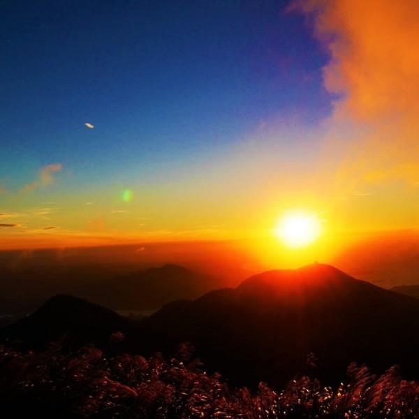 台北市 觀光 觀光景點 大屯山助航站