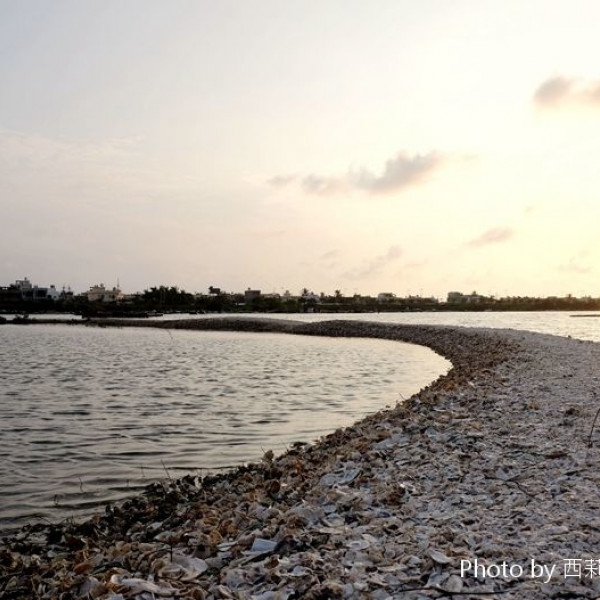 屏東縣 觀光 觀光景點 蚵殼島