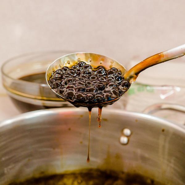 新北市 餐飲 茶館 高茂黑糖粉圓