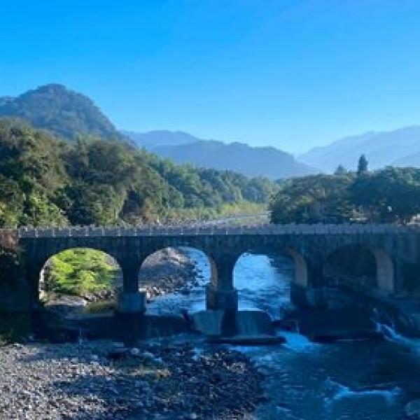 南投縣 觀光 觀光景點 國姓糯米橋