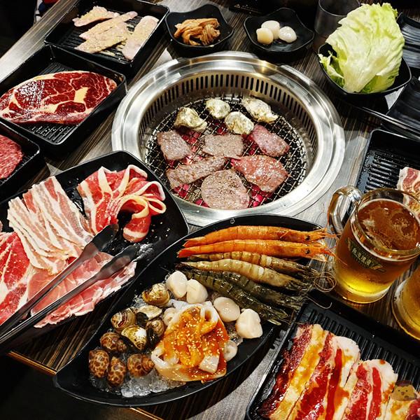 新竹市 餐飲 燒烤‧鐵板燒 燒肉燒烤 好客燒烤酒吧-新竹店