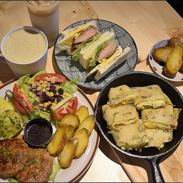 台中市 餐飲 早.午餐、宵夜 早午餐 創意廚房早午餐