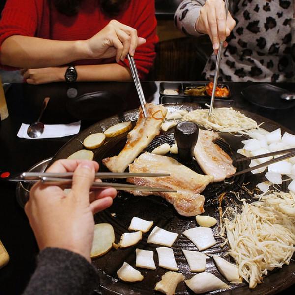 新北市 餐飲 韓式料理 三角三韓國道地烤肉-府中店