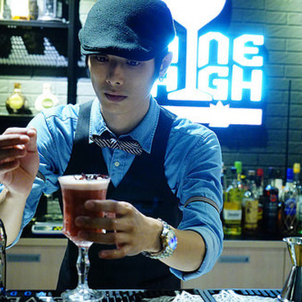 台中市 餐飲 餐酒館 Nine High久嗨微醺壹號店