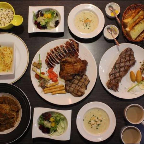 台南市 餐飲 牛排館 美之牛碳烤牛排
