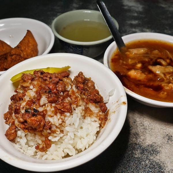 台中市 美食 餐廳 中式料理 小吃 傳記正老牌香菇肉羹