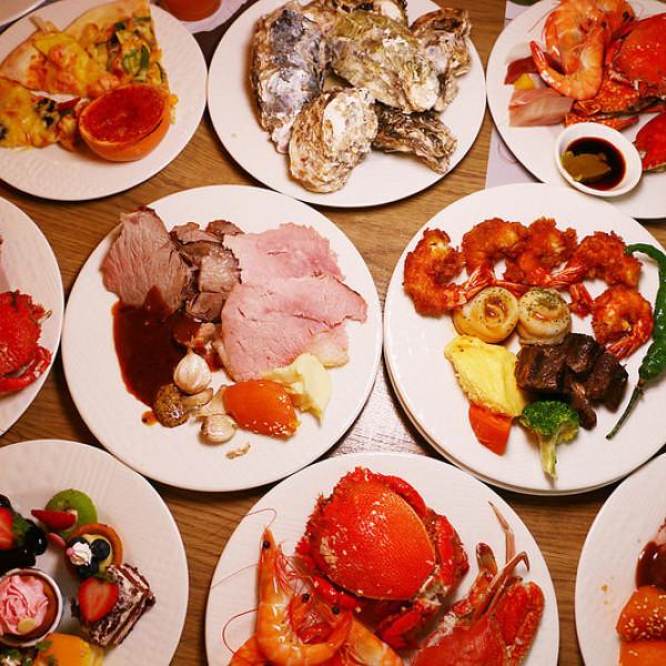 台北市 餐飲 多國料理 其他 漢來海港自助餐廳 (天母店)