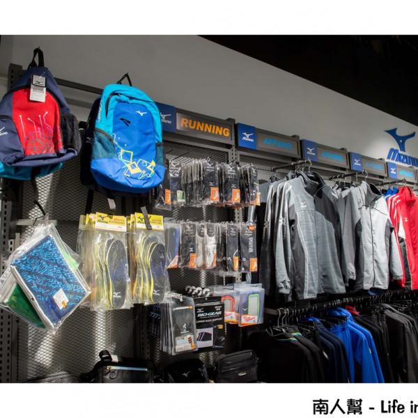 台南市 購物 百貨商場 雷根運動用品三民專賣店