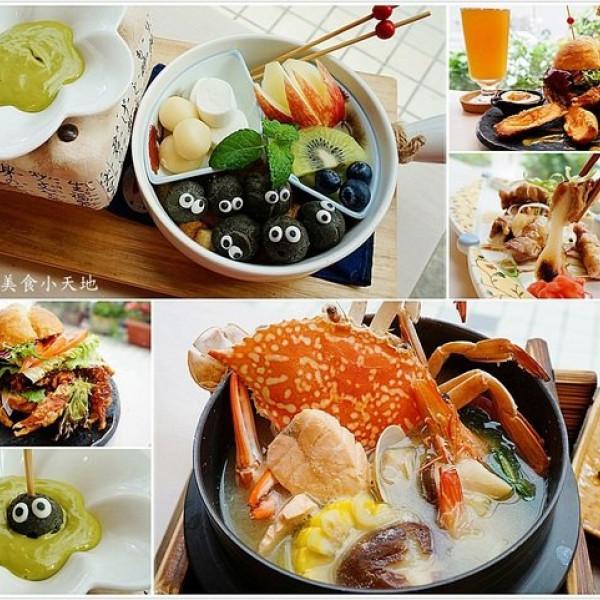 台中市 餐飲 日式料理 錦小路物語 日式輕食 下午茶甜點