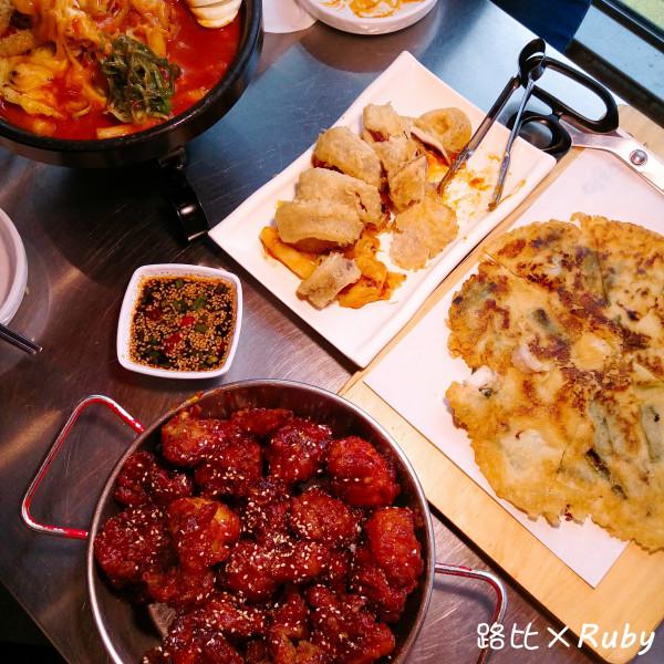台北市 美食 餐廳 異國料理 韓式料理 UNCLES魷魚大叔 (馬車店)