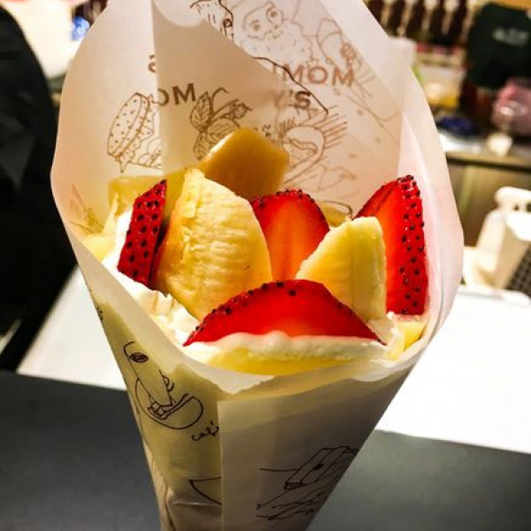 台中市 餐飲 飲料‧甜點 飲料‧手搖飲 瑪蜜黛Momi&Toy's Crêperie