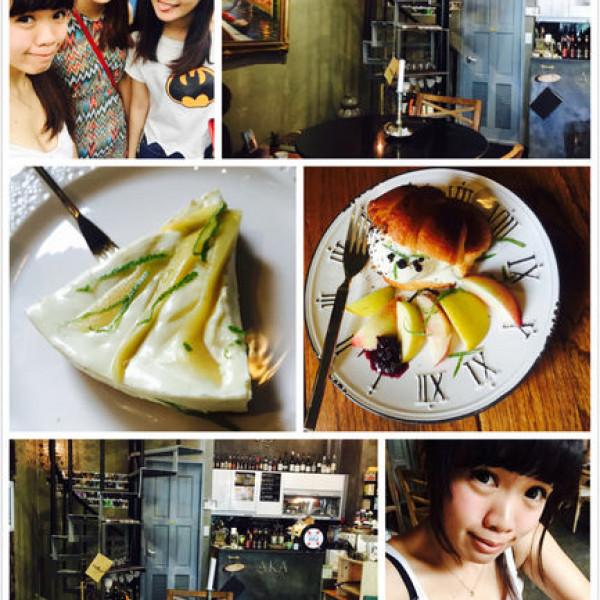 新竹縣 餐飲 咖啡館 巴黎艷后AKA café bar  咖啡藝術館