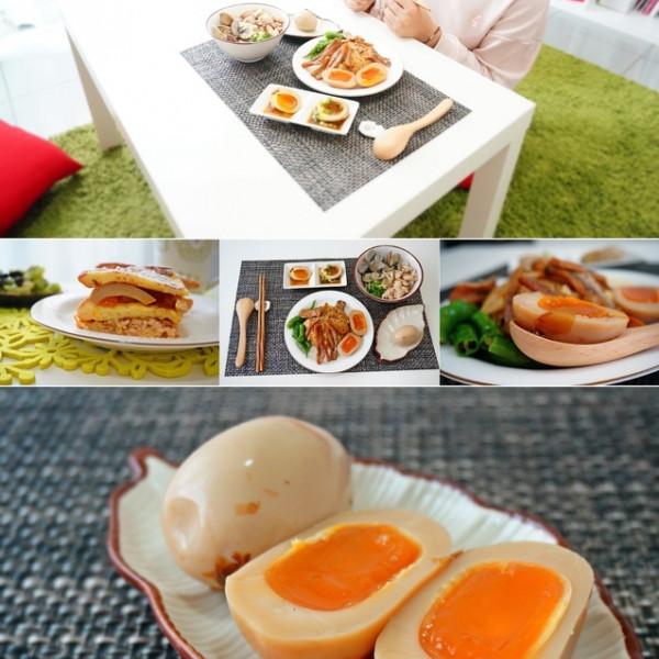 嘉義縣 餐飲 台式料理 候媽媽蛋蛋的幸福美味溏心蛋