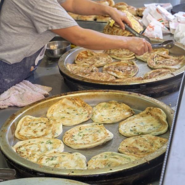 新北市 餐飲 早.午餐、宵夜 中式早餐 早安蔥油餅