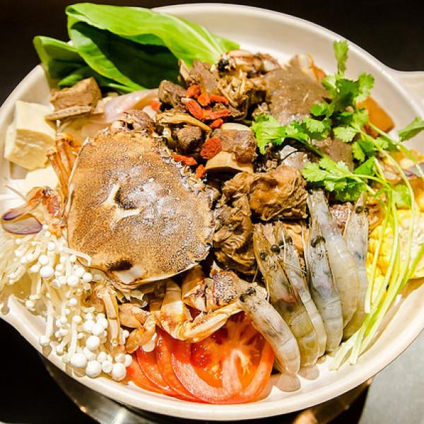 台北市 餐飲 鍋物 薑母鴨‧羊肉爐 台省製燒海鮮羊肉爐