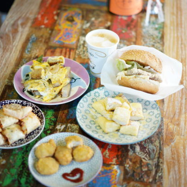 新竹縣 餐飲 早.午餐、宵夜 早午餐 漢堡森林早午餐