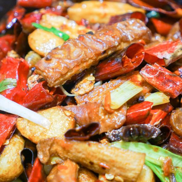 新北市 餐飲 中式料理 開飯川食堂 中山遠百店