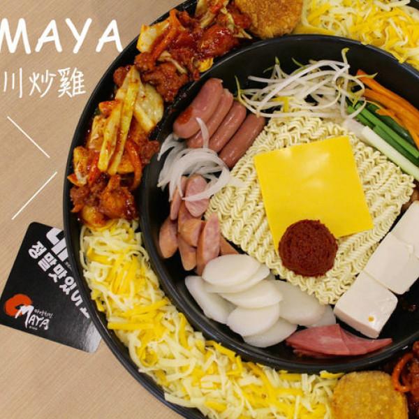 台南市 餐飲 韓式料理 OMAYA春川炒雞-台南永康店