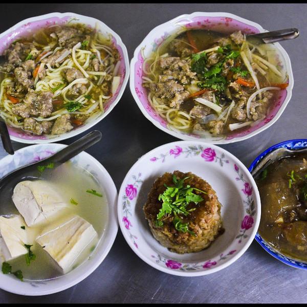 彰化縣 餐飲 台式料理 古早味肉圓川