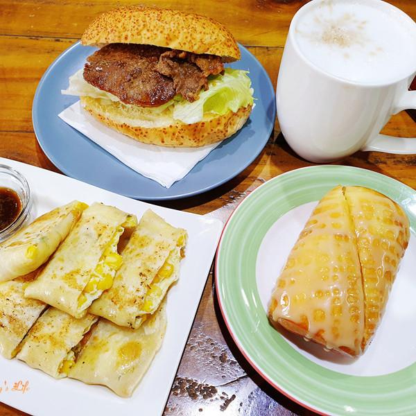 新竹市 餐飲 早.午餐、宵夜 西式早餐 有樹早餐