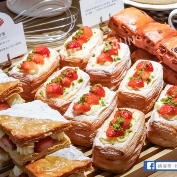 台北市 美食 餐廳 烘焙 樂田麵包屋(南海店)