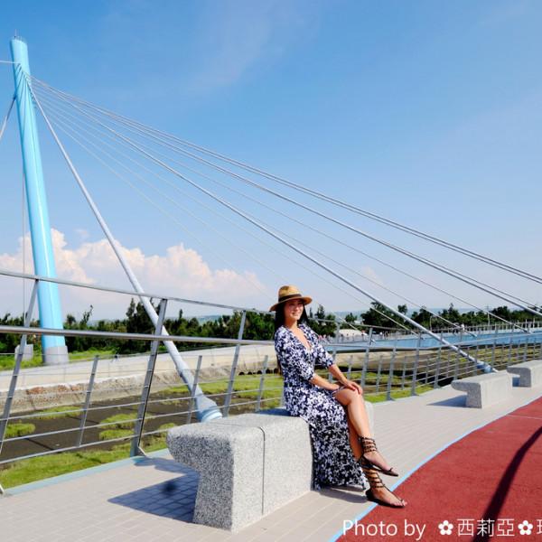 台中市 觀光 觀光景點 高美濕地景觀橋