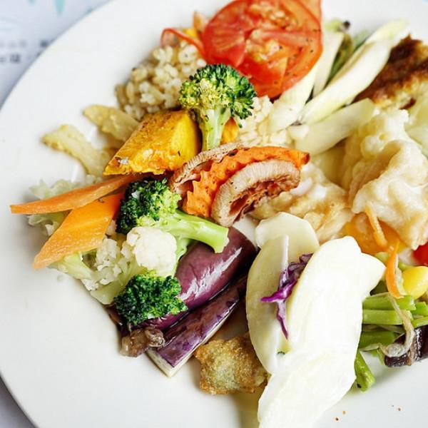 台中市 餐飲 中式料理 陶然左岸健康蔬食
