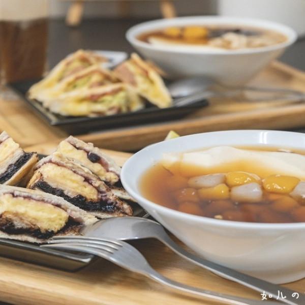 台中市 餐飲 飲料‧甜點 冰店 果核豆花鄉(中華路)