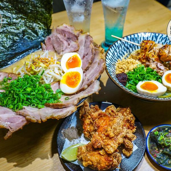 桃園市 餐飲 日式料理 拉麵‧麵食 豚戈屋台拉麵