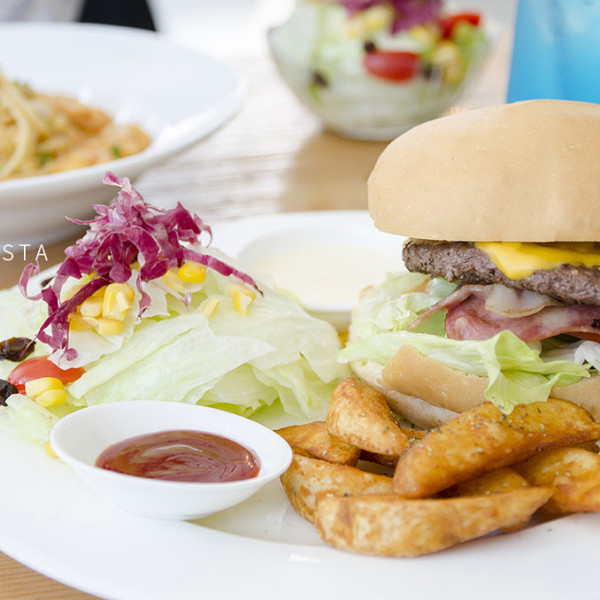 台中市 餐飲 多國料理 其他 草系 PASTA