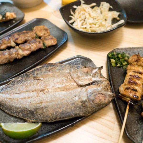桃園市 餐飲 日式料理 居酒屋 鳥一番居酒屋