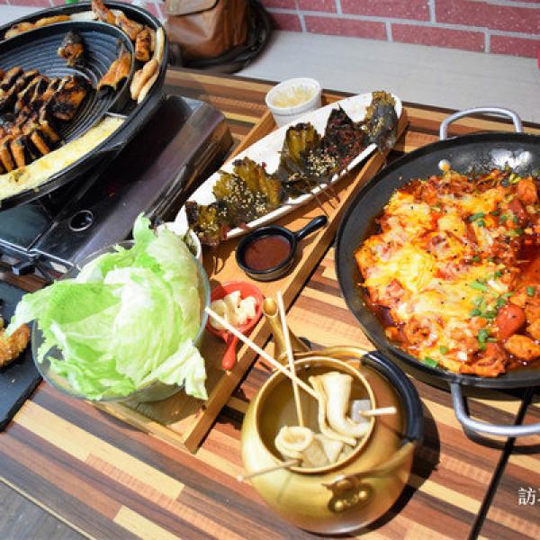 台北市 餐飲 韓式料理 韓棒·金大한식당•K-bob•장어구이•韓式烤鰻魚•平價韓食