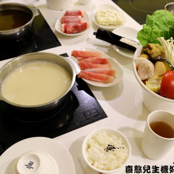 台南市 美食 餐廳 火鍋 喜憨兒生機好鍋