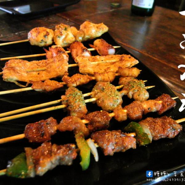 台中市 美食 餐廳 餐廳燒烤 串燒 一串入魂 Doze串燒逢甲店