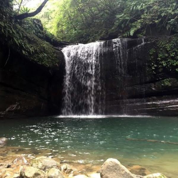 新北市 觀光 觀光景點 望古瀑布
