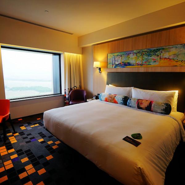 台北市 住宿 觀光飯店 Aloft Taipei Beitou 台北北投雅樂軒酒店(臺北市旅館594號)