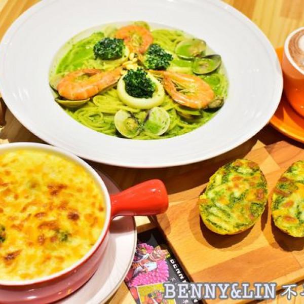 台中市 美食 餐廳 異國料理 義式料理 亞丁尼義大利麵(一中美食店)