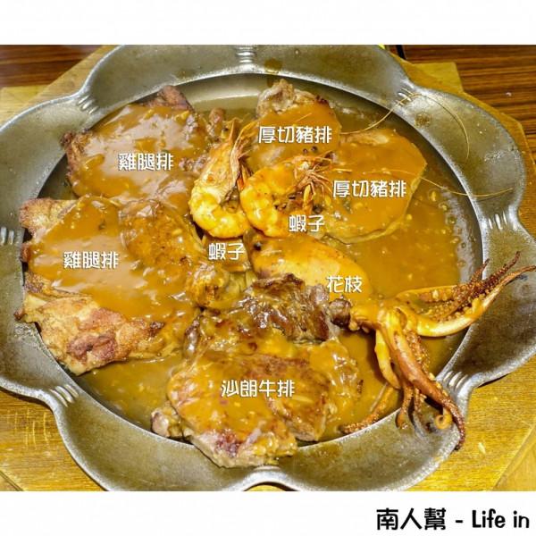 台南市 餐飲 牛排館 吉鶴牛排