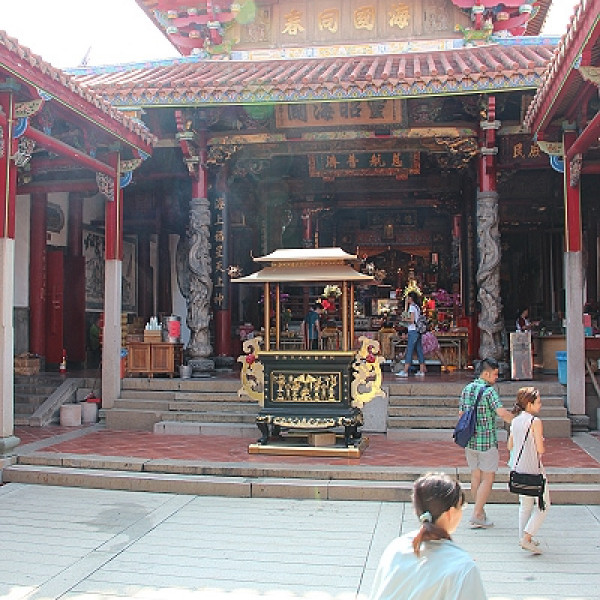 彰化縣 休閒旅遊 景點 古蹟寺廟 鹿港天后宮