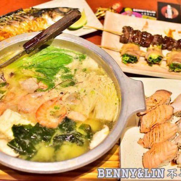 台中市 美食 餐廳 異國料理 日式料理 養瀧酒藏 日式居酒屋
