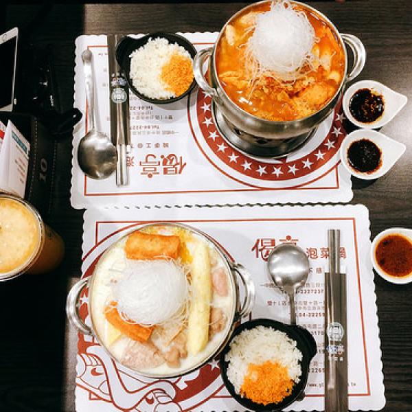 台中市 餐飲 鍋物 火鍋 偈亭泡菜鍋